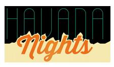 Havana Nights – July 14, 2018 Logo